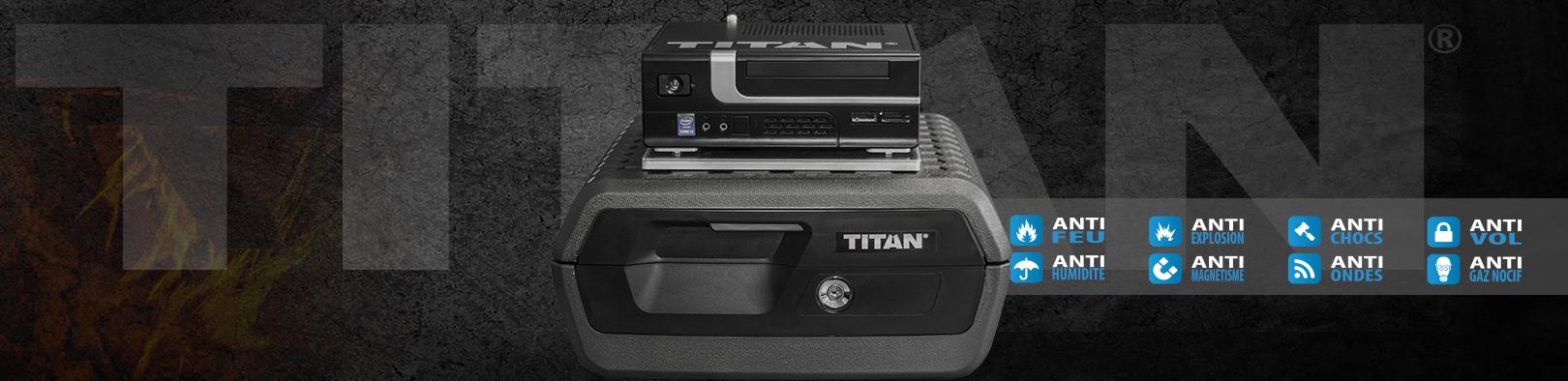 titan ged logiciel