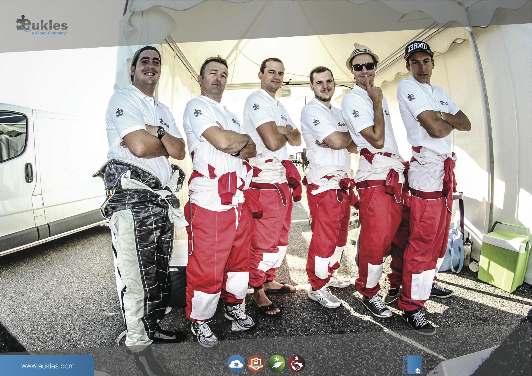 24H de karting pour EUKLES