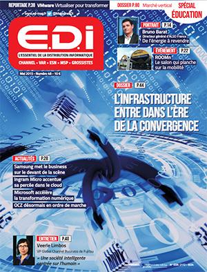 Presse magazine spécialisée EDI N°48 page 19