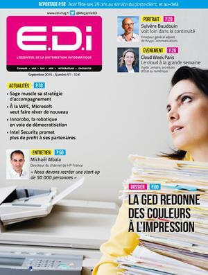 Presse magazine spécialisée - EDIn°51. Pages 25, 96, 97, 100, 102, 104