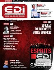 Presse magazine spécialisée - EDI N°45 pages 31,43, 118