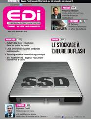 Presse magazine spécialisée - EDI N°46 pages 21 & 23