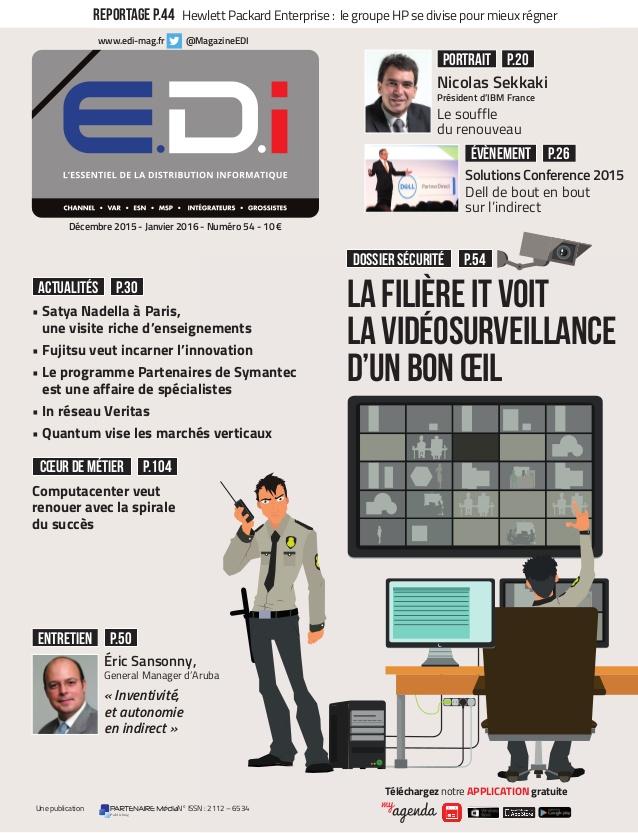 EDI n° 54 - Entreprise du mois