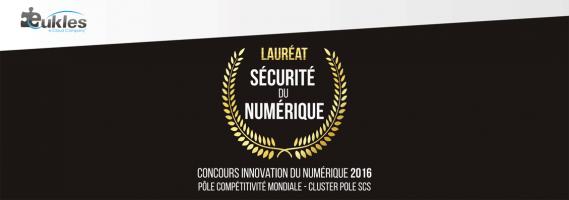 EUKLES Solutions, Lauréat du prix Sécurité Numérique !