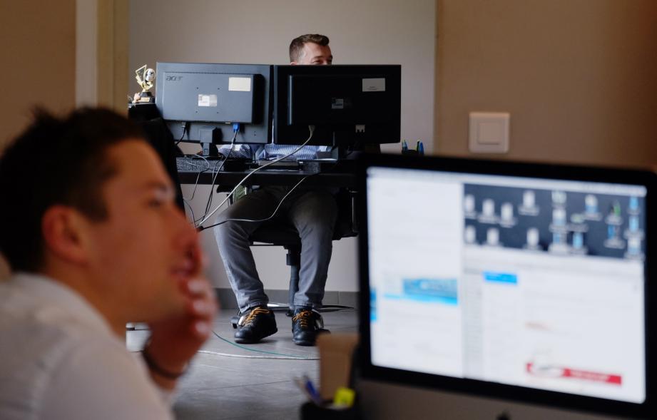 Et si cette commune du Var devenait bientôt le royaume du numérique ? – EUKLES Solutions vu de l'intérieur par le journal Var Matin (Février 2017)
