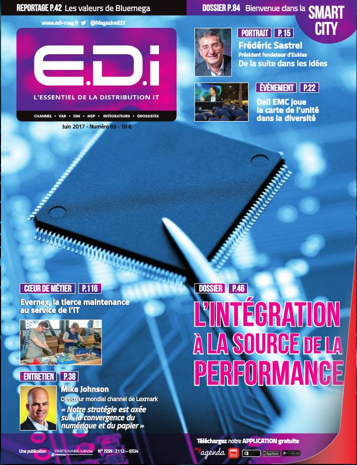 EUKLES Solutions – Interview exclusive de Fred Sastrel dans EDI n°69