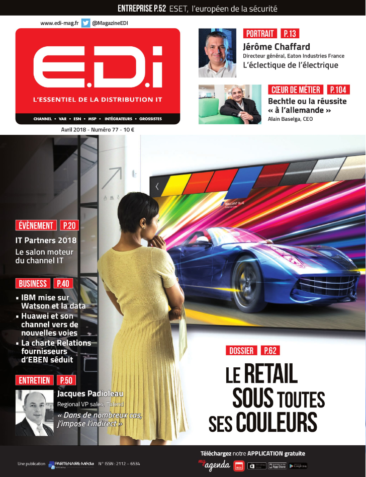 EDI n°77 - Avril 2018 - Interview RESOPOST