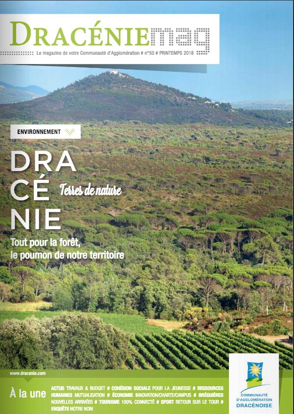 Dracénie Mag n°50 - Printemps 2018