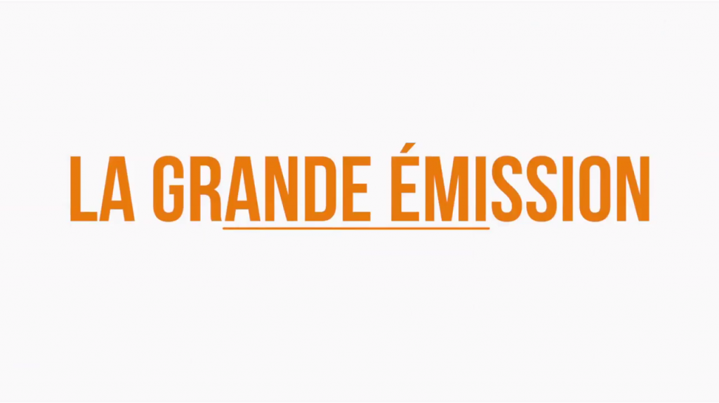 Read more about the article La grande Emission – 16 juin 2018