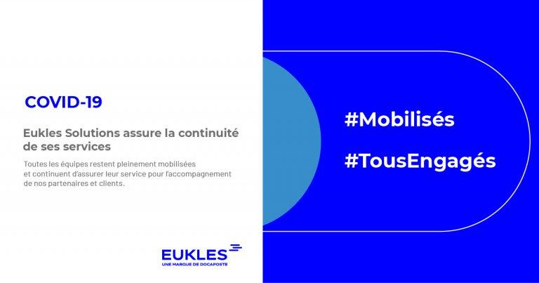 Eukles Solutions assure la continuité de ses services